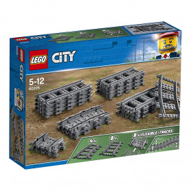 LEGO 60205 CITY TRAINS BINARI