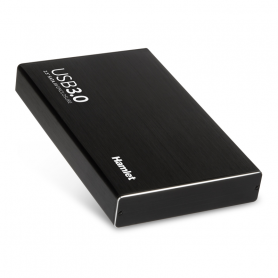 HAMLET HXD25U3TB BOX ESTERNO 2.5IN USB 3.0