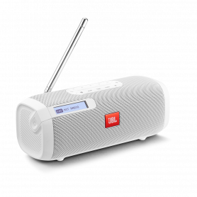 JBL TUNER WHITE RADIO DAB  CON BLUETOOTH