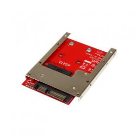STARTECH SAT32MSAT257 ADATTATORE MSATA SSD TO 2.5  SATA