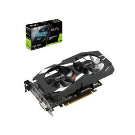 ASUS DUAL GTX1660TI-O6G GEFORCE GTX-1660TI 6GB DDR6 DVI-DP-HDMI SCHEDA GRAFICA PCI-E