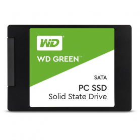 W.D. Western Digital  GREEN SSD 240GB 2.5 IN 7MM WDS240G2G0A