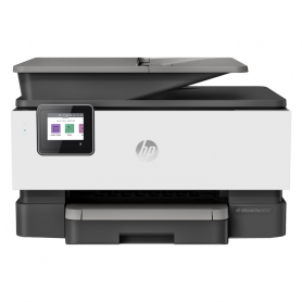 HP OFFICEJET PRO 9012 STAMPANTE MULTIFUNZIONE A4-4/132PPM USB/LAN/WIFI
