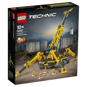 LEGO TECHNIC 42097 GRU CINGOLATA COMPATTA