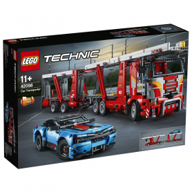 LEGO TECHNIC 42098 BISARCA
