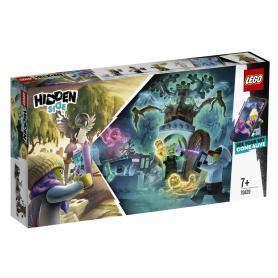 LEGO HIDDEN SIDE 70420 MISTERO NEL CIMITERO