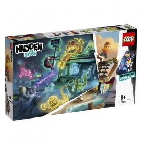 LEGO HIDDEN SIDE 70422 ATTACCO ALLA CAPANNA DEI GAMBERETTI