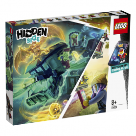 LEGO HIDDEN SIDE 70424 ESPRESSO FANTASMA