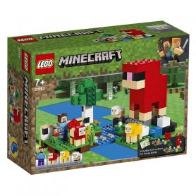 LEGO MINECRAFT 21153 FATTORIA DELLA LANA
