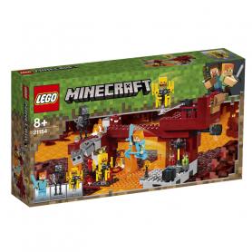 LEGO MINECRAFT 21154 IL PONTE DEL BLAZE