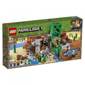 LEGO MINECRAFT 21155 LA MINIERA DEL CREEPER?
