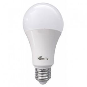 HOM-IO LAMPADA WIFI-10W-RGBW E27 - 1050LM - RGB W2700K 559593001