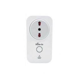 HOM-IO PRESA WIFI POWERMETER 100-250VAC - 3680 WATT - 16A 559593015