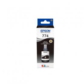 EPSON C13T774140 FLACONE INCHIOSTRO NERO T7741 DA 140ML PER ECOTANK