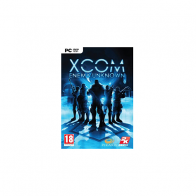DDE XCOM ENEMY UNKONOWN PC GIOCO