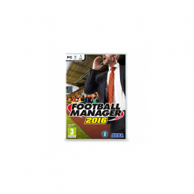 SEGA FOOTBALL MANAGER 2016 LIMITED PC GIOCO