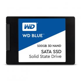 W.D. WDS500G2B0A SSD BLUE 3D 500GB SATA 2.5