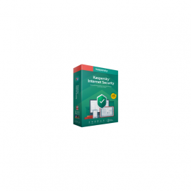 KASPERSKY INTERNET SECURITY 2020 1 UTENTE 1 ANNO RINNOVO - SOFTWARE BOX