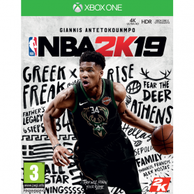 TAKE TWO NBA 2K19 XBOX ONE