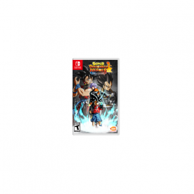 NAMCO SUPER DRAGON BALL HEROES: WORLD MISSION SWITCH