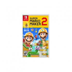 NITENDO SUPER MARIO MAKER 2 GIOCO PER SWITCH
