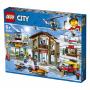 LEGO CITY TOWN 60203 STAZIONE SCIISTICA