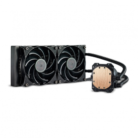COOLERMASTER MLWD24MA20PWR MASTERLIQUID LITE 240 DISSIPAT. CPU 2x120MM VENTOLE