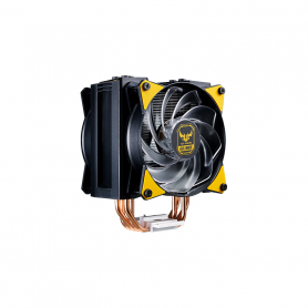 COOLERMASTER MAM-T4PN-AFNPC-R1 MASTERAIR MA410M 120MM TUF RGB VENTOLA CPU 120MM