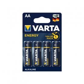 VARTA AA  stilo  - Longlife Extra x4 4106101414