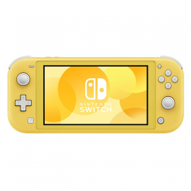 NINTENDO SWITCH LITE GIALLO