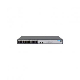 HP 1420-24G-2SFP SWITCH JH017A 24 porte -2layer supp