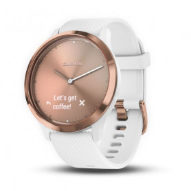 GARMIN VIVOMOVE HR SPORT ROSE GOLD TAGLIA S/M