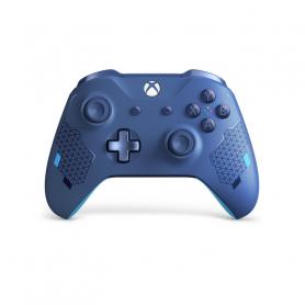 Microsoft Xbox Wireless Controller Sport Blu, Gamepad,  Xbox One S, Analogico/Digitale, D-pad, Senza fili, Bluetooth