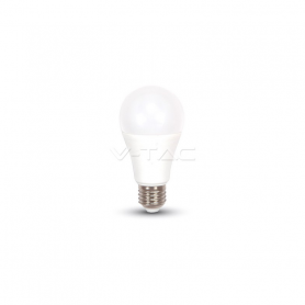 V-TAC 4448 Led Bulb - 9W E27 A60 Thermoplastic 3Step Dimmerabile 4000K