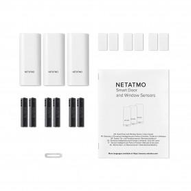 NETATMO - Tags  Sensori Intelligenti per Porte e Finestre