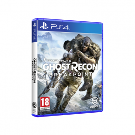 UBISOFT Tom Clancy  s Ghost Recon Breakpoint PS4