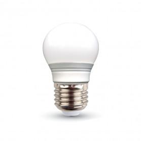 V-TAC 7203 LED Bulb - 3W E27 G45 4000K