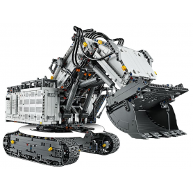 LEGO TECHNIC 42100 ESCAVATORE LIEBHERR R 9800