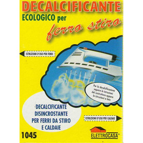 ELETTROCASA AS30 DECALCIFICANTE FERRI E CALDAIE