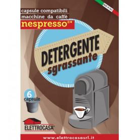 ELETTROCASA AS47 DETERGENTE SGRASSANTE PER NESPRESSO