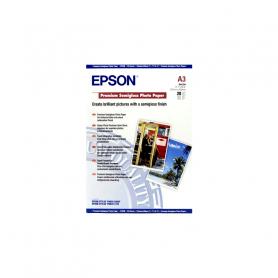EPSON C13S041334 CARTA FOTOGRAFICA SEMILUCIDA PREMIUM A3 20FF