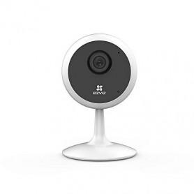 EZVIZ C1C Plus Telecamera da interno,  risoluzione FHD 1080p, con visione notturna