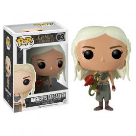 Figure POP! Trono di Spade - Daenerys