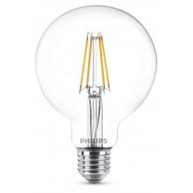 PHILIPS LED Globo Classic  E27 60 W 2700  LEDFILGL10G93B1