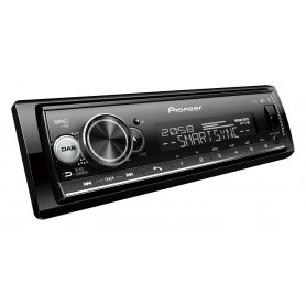 PIONEER MVH-S520DAB MECHALESS DAB BLUETOOTH USB TOUCH