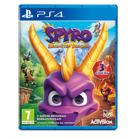 ACTIVISION SPYRO TRILOGY REIGNITED PS4 IT