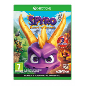 ACTIVISION SPYRO TRILOGY REIGNITED XBOX ONE IT