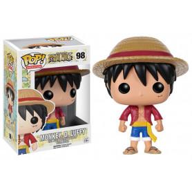 Figure POP! One Piece - Monkey D. Luffy