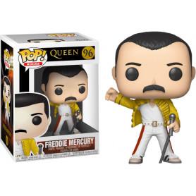 Figure POP  Rocks: Queen Freddie Wembley