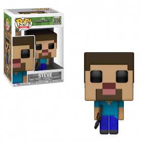 Figure POP! Minecraft - Steve